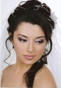 Свадебный макияж для карих глаз: секреты потрясающе красивой невесты