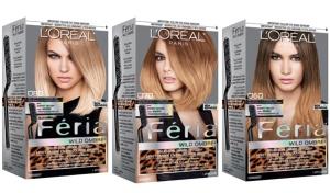 Краски для волос Лореаль Омбре: подробности